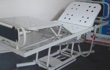 electric beds for hospital and rest home by CJ williamson