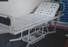 electric beds for hospital and resthome by CJ Williamson